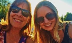 Erin (California) and Audrianna (North Carolina)